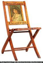 Duke's Cigarettes Chair