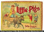 Little Pigs Board Game