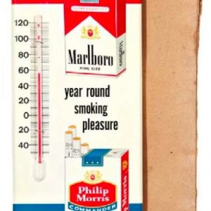 Philip Morris Thermometer