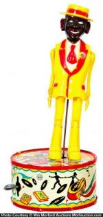 Marx Dancing Tin Toy