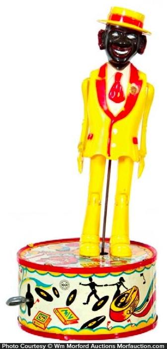 Marx Dancing Tin Toy