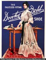 Dorothy Dodd Shoes Poster