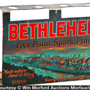 Bethlehem Spark Plugs Display