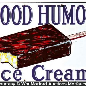 Good Humor Ice Cream Sign