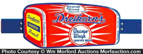 Dreikorn's Bread Door Push