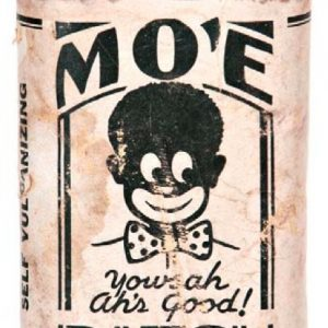 Mo'E Tire Patch Tin