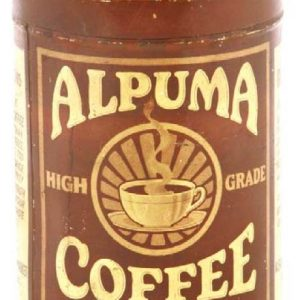 Alpuma Coffee Can