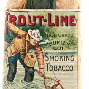 Trout-Line Tobacco Sample Pouch