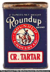 Roundup Spice Tin