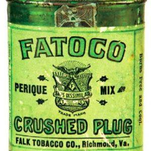 Fatoco Tobacco Tin