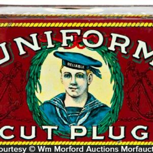 Uniform Tobacco Tin