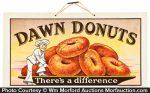 Dawn Donuts Sign