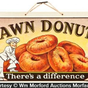 Dawn Donuts Sign