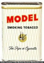 Model Tobacco Pocket Tin
