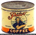 Pilot Coffee Can