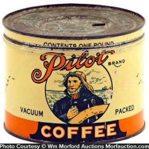 Pilot Coffee Can