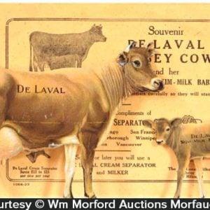 De Laval Cream Separator Cows