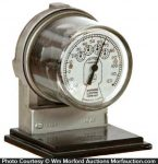 Electric Meter Paperweight/Thermometer