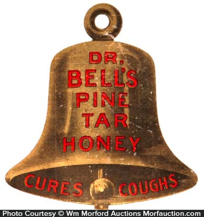 Dr. Bell's Cure Sign