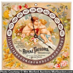 Royal Tailors Perpetual Calendar