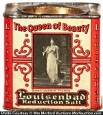 Louisenbad Reduction Salt Tin