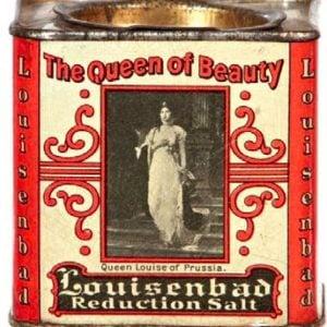 Louisenbad Reduction Salt Tin
