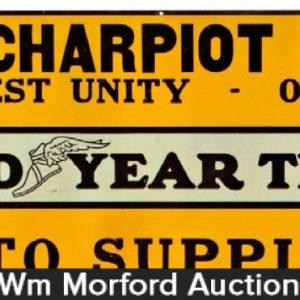 Good Year Tires Arrow Sign