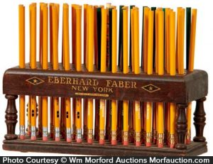 Eberhard Faber Pencil Display