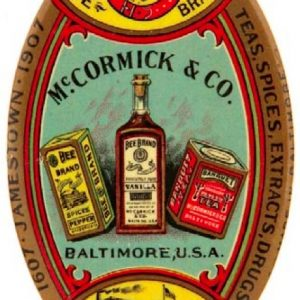 Mccormick Spice Pocket Mirror