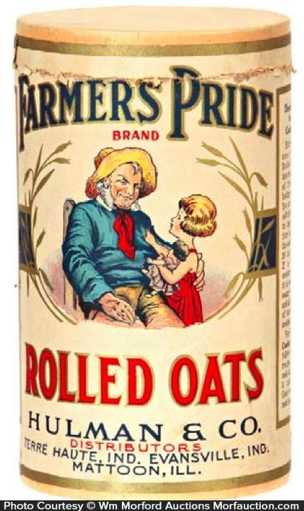 Farmers Pride Oats Box