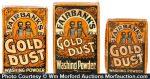 Gold Dust Soap Boxes