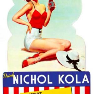 Nichol Kola Sign