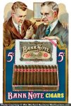 Bank Note Cigars Sign
