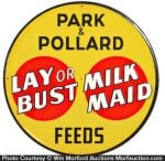 Lay-Or-Bust Feeds Sign