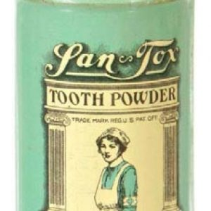 San-Tox Tooth Powder Tin
