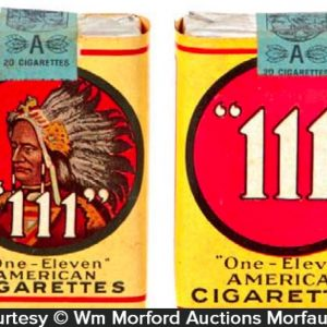 One-Eleven 111 Cigarettes Pack