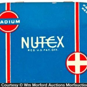 Nutex Condom Tin