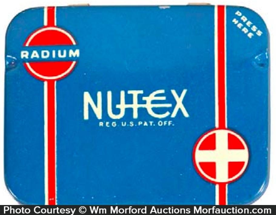 Nutex Condom Tin