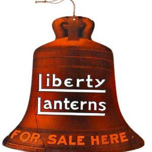 Liberty Landers Sign