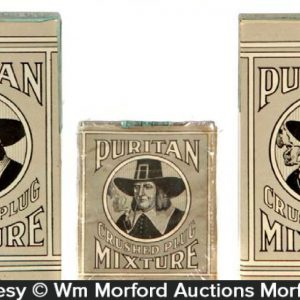 Puritan Mixture Tobacco Packs