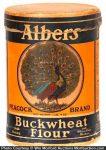 Albers Buckwheat Flour Box