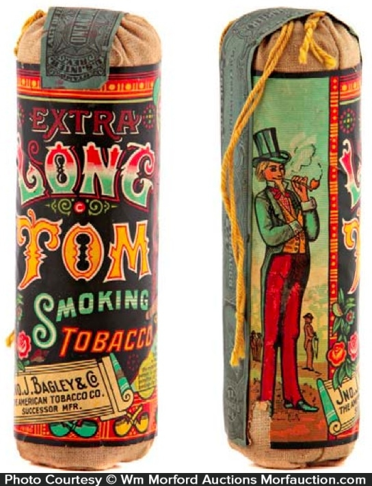 Long Tom Tobacco Pouch