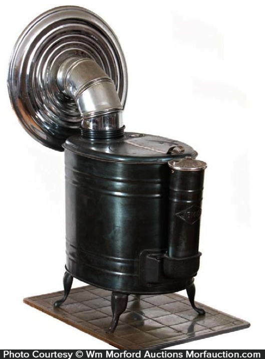 Salesman's Sample Stove