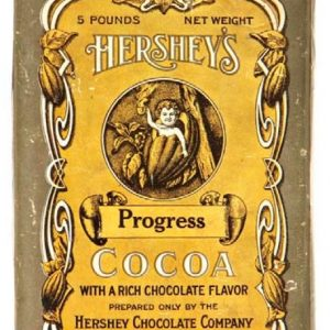 Hershey's Progress Cocoa Tin