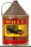 Whiz Auto Polish Can