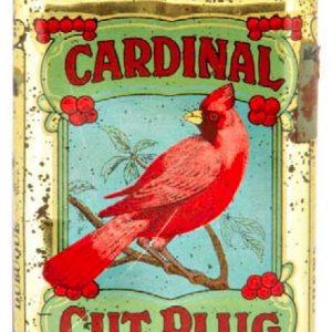 Cardinal Tobacco Tin