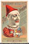 Humpty Dumpty Bank Trade Card