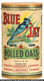 Blue Jays Oats Box