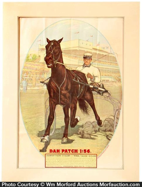 International Stock Food Dan Patch Poster