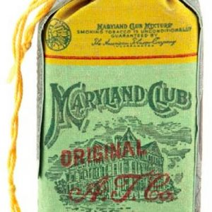 Maryland Club Tobacco Pouch